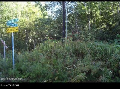 Chugiak Residential Lots & Land For Sale: L9 B1 Hickling Circle