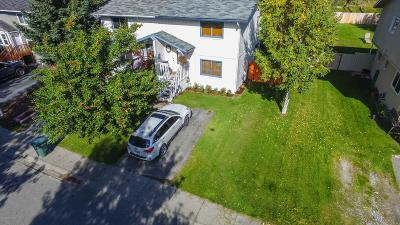 Anchorage Single Family Home For Sale: 3077 Doil Street
