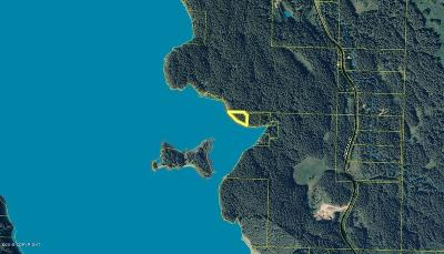 Homer, Anchor Point, Ninilchik, Seldovia, Halibut Cove Residential Lots & Land For Sale: L8A Buckingham Cove