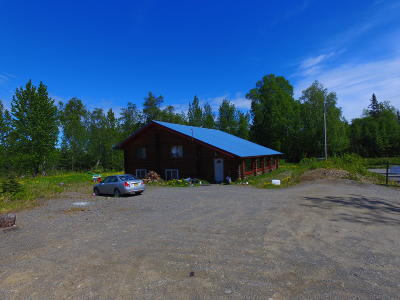 Nikiski/North Kenai Single Family Home For Sale: 53040 Rambling Road