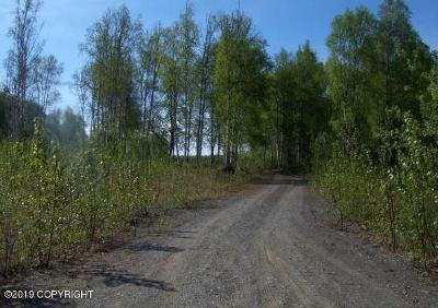 Talkeetna Residential Lots & Land For Sale: 15598 Big Timber Circle
