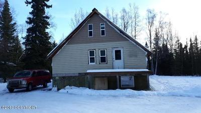 Soldotna Single Family Home For Sale: 35524 Erlwein Road