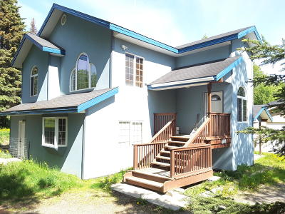 Nikiski/North Kenai Single Family Home For Sale: 52108 Rideske Avenue