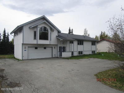 1A - Anchorage Municipality Single Family Home For Sale: 13040 Foster Road