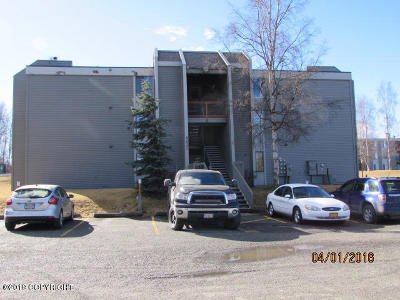 Anchorage Condo/Townhouse For Sale: 4630 Reka Drive #C17