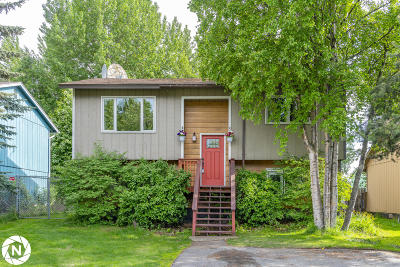 Anchorage Single Family Home For Sale: 500 W 91st Avenue