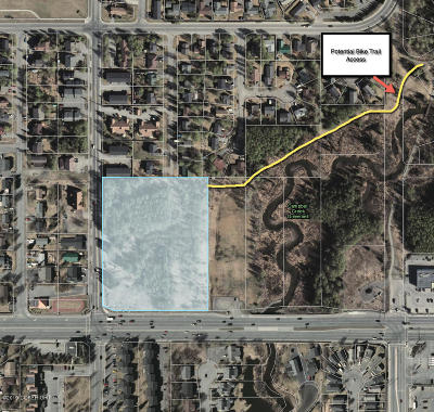 Anchorage Residential Lots & Land For Sale: Emerald Subdivision