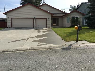 Anchorage Single Family Home For Sale: 5832 Cobbler Drive