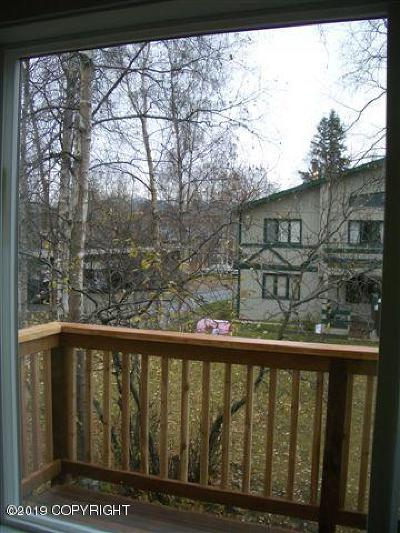 Anchorage Condo/Townhouse For Sale: 2603 Palmer Court