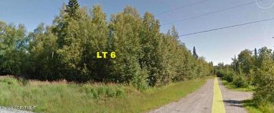 Wasilla Residential Lots & Land For Sale: 1401 Regine Avenue