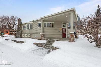 Anchorage Single Family Home For Sale: 1243 S Street