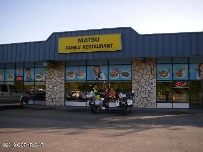 Wasilla Business Opportunity For Sale: 401 W Parks Highway