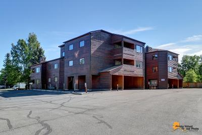 Anchorage Condo/Townhouse For Sale: 9730 Vanguard Drive #10