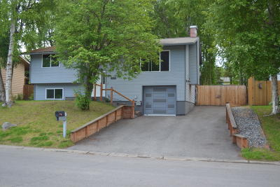 Anchorage Single Family Home For Sale: 3316 Rosella Street
