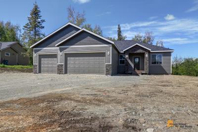Wasilla Single Family Home For Sale: 1870 S Berlin Rose Street