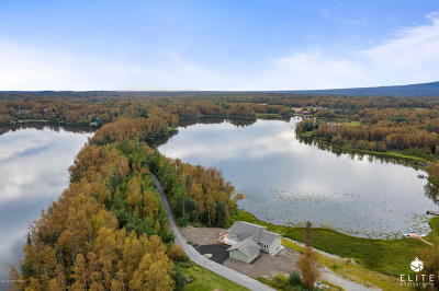 Wasilla Residential Lots & Land For Sale: 1300 Brent Pointe