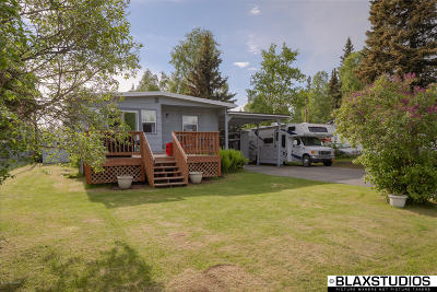 Anchorage Single Family Home For Sale: 1506 Marten Street