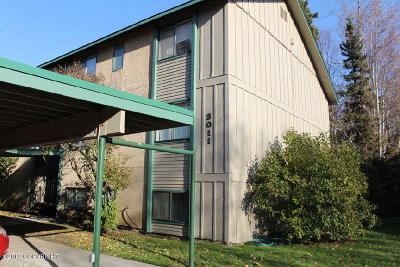 Anchorage Condo/Townhouse For Sale: 3011 Lois Drive #115