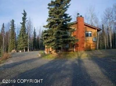 Wasilla Single Family Home For Sale: 6050 W Robinhood Lane