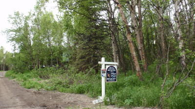 Anchorage Residential Lots & Land For Sale: 5901 Holden Drive