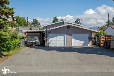 Anchorage Multi Family Home For Sale: 509 Price Street