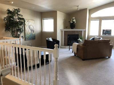 Anchorage Condo/Townhouse For Sale: 2667 Aspen Heights Loop #44
