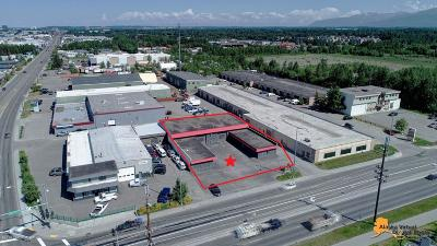 Anchorage Commercial For Sale: 877 E Dowling Road