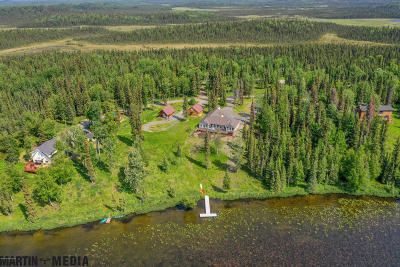 Soldotna AK Single Family Home For Sale: $504,900