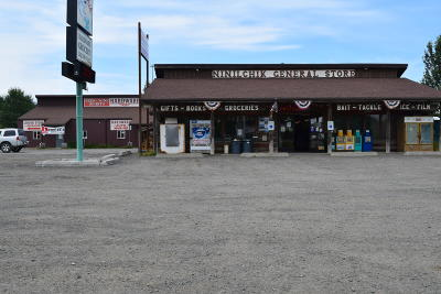 Ninilchik Commercial For Sale: 15945 Sterling Highway