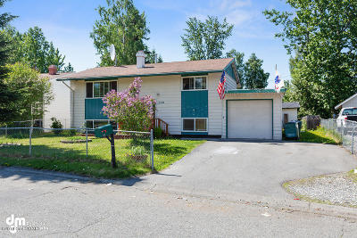 Anchorage Single Family Home For Sale: 1740 Kodiak Street
