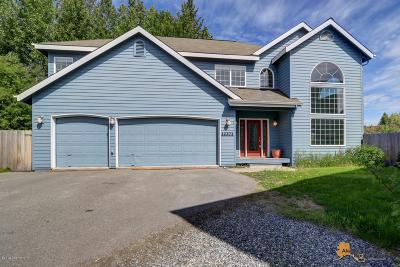 Anchorage Single Family Home For Sale: 12271 Silver Spruce Circle