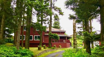Kodiak AK Single Family Home For Sale: $610,000
