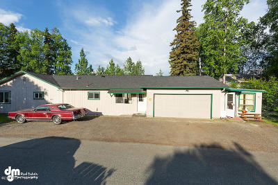 Anchorage AK Multi Family Home For Sale: $335,000
