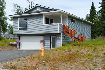 Soldotna AK Single Family Home For Sale: $289,999