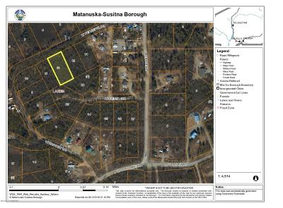 Wasilla Residential Lots & Land For Sale: 14568 Peaceful Place