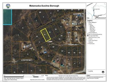 Wasilla Residential Lots & Land For Sale: 14590 Peaceful Place