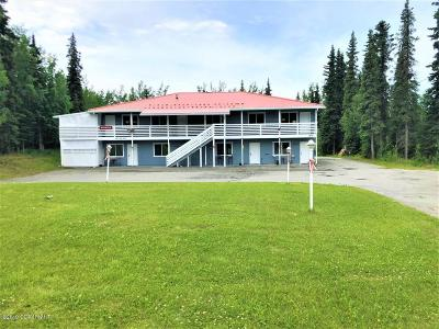 Kenai Commercial For Sale: 5679 Kenai Spur Highway