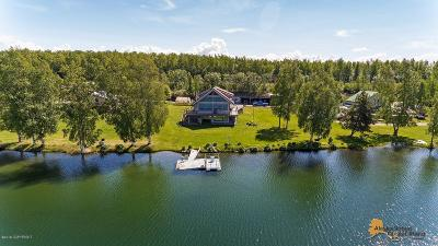Wasilla Single Family Home For Sale: 10360 S Knik-Goose Bay Road