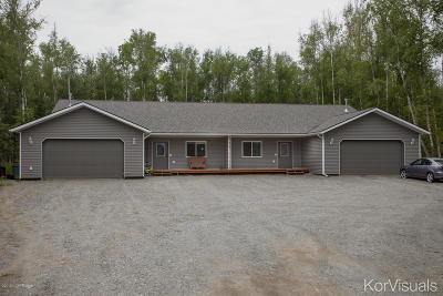 Wasilla Multi Family Home For Sale: 4773 W Kaylee River Circle