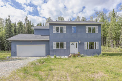 Fairbanks Single Family Home For Sale: 4520 Murphy Dome Road