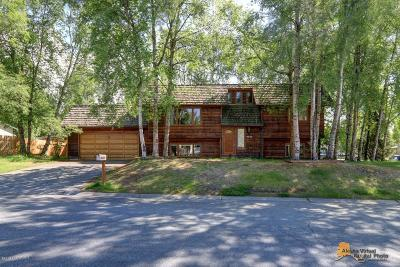 Anchorage Single Family Home For Sale: 8240 Pioneer Drive