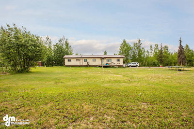 Big Lake AK Mobile Home For Sale: $75,000