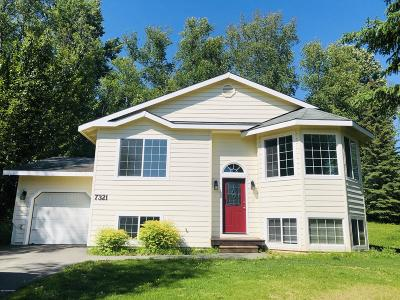 Wasilla AK Single Family Home For Sale: $225,000