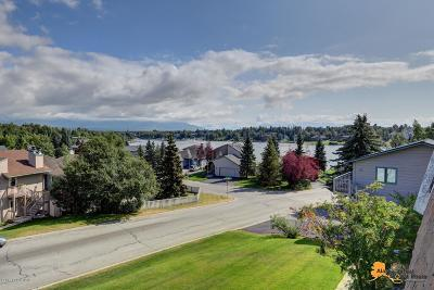 Anchorage Condo/Townhouse For Sale: 9336 Blackberry Street #25