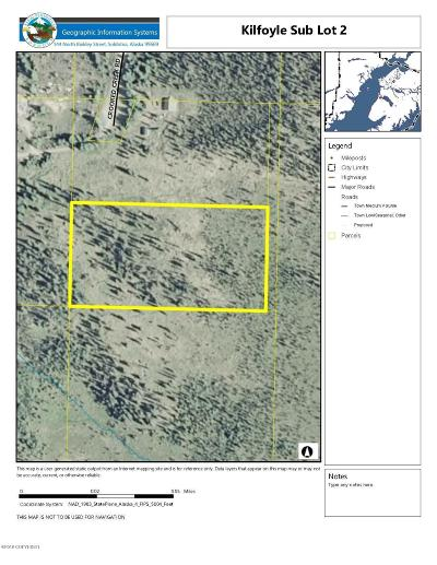 Residential Lots & Land For Sale: Crooked Creek Road