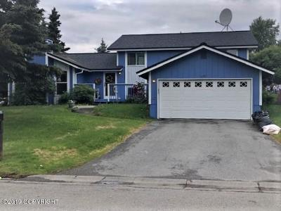 Anchorage Single Family Home For Sale: 3680 Amber Bay Loop Loop