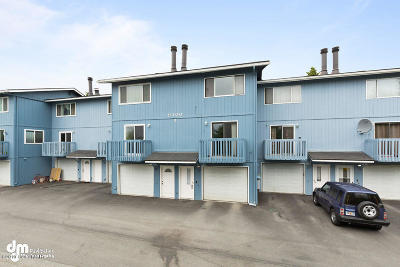 Anchorage Condo/Townhouse For Sale: 9300 Glenn Haven Drive Drive #D6