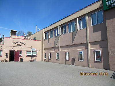 Anchorage Commercial For Sale: 525 - 527 E 4th Avenue