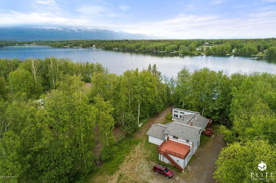 Wasilla Single Family Home For Sale: 2301 N Lewis Road