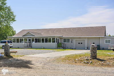 1d - Matanuska Susitna Borough Single Family Home For Sale: 1983 W Clydesdale Drive